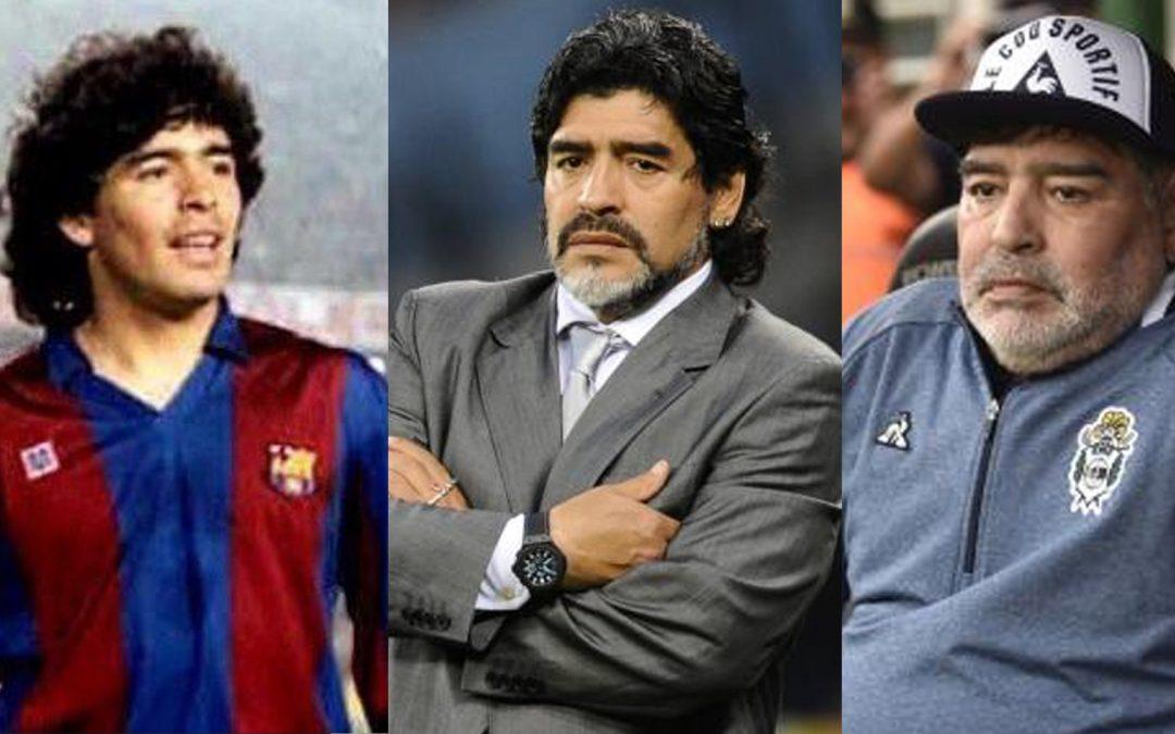 La cara infernal del déu del futbol El món del futbol plora la mort d'un Maradona addicte a les drogues que va ser acusat de violència de gènere i protegit per la Camorra