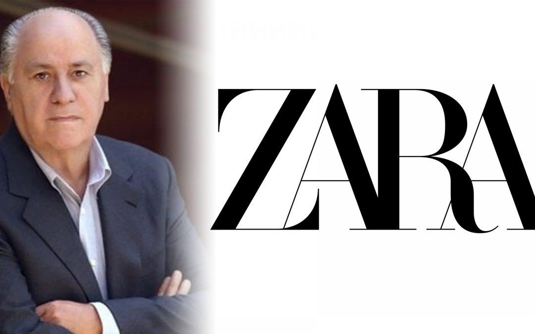 Amancio Ortega Zara