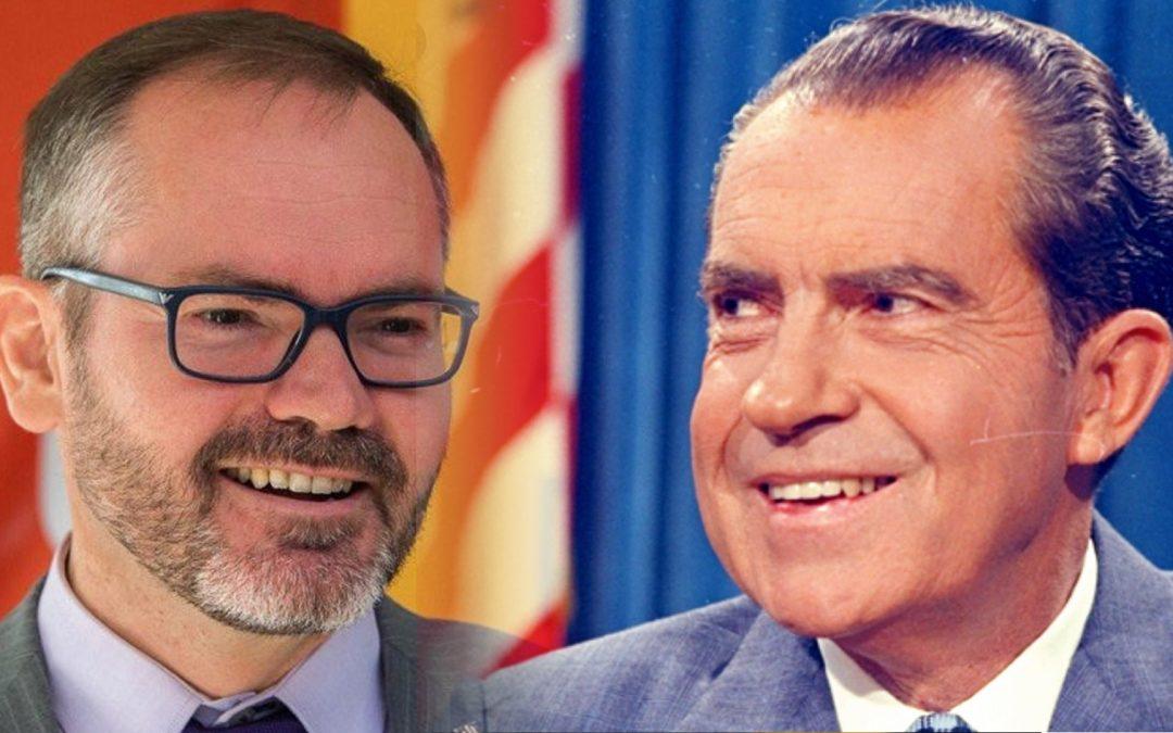 Nixon i Costa