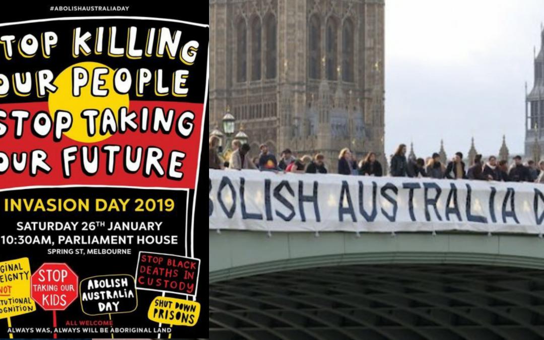 Abolish Australia Day