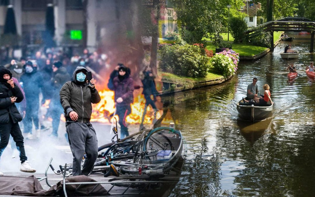 Aldarulls Holanda