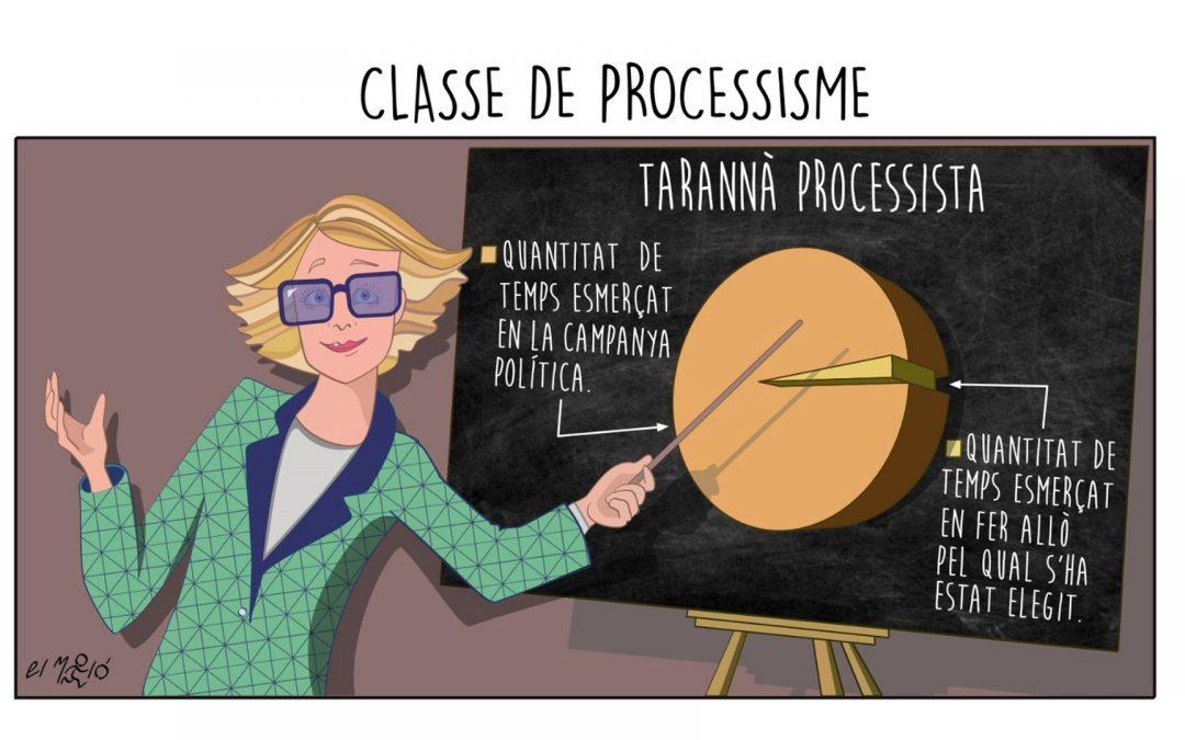 La Vinyeta - Classe de processisme
