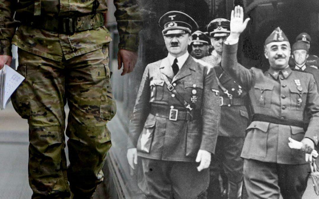 militars nazisme i franquisme