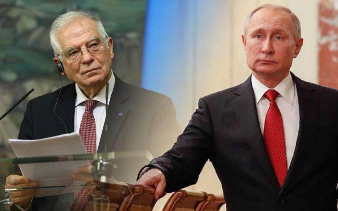Borrel i Putin