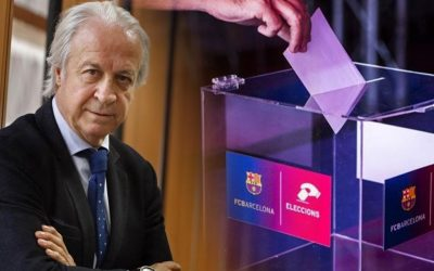 El Barça refusa la proposició d'ampliar-hi les seus electorals La iniciativa del Cor Blaugrana hi preveia emprar espais ventilats i controlats per a reduir-ne els riscos sanitaris