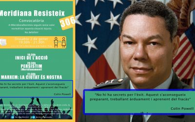 Colin Powell Meridiana resisteix