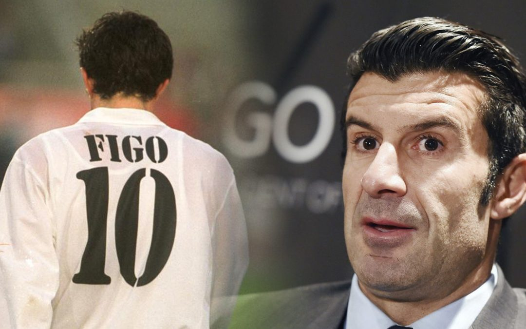 Figo Real Madrid