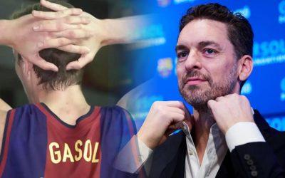 Gasol torna al barcelona
