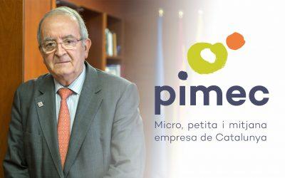 Pimec Josep Gonzalez