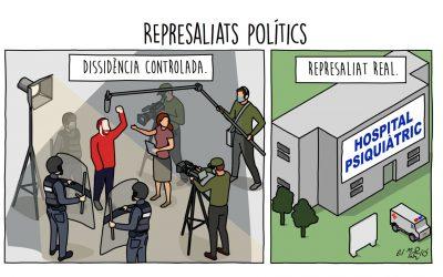 Represaliats polítics La vinyeta de la setmana