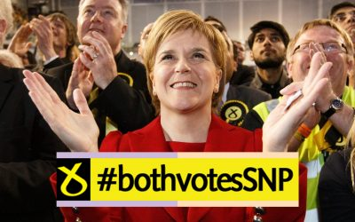 Sturgeon bothvotesSNP