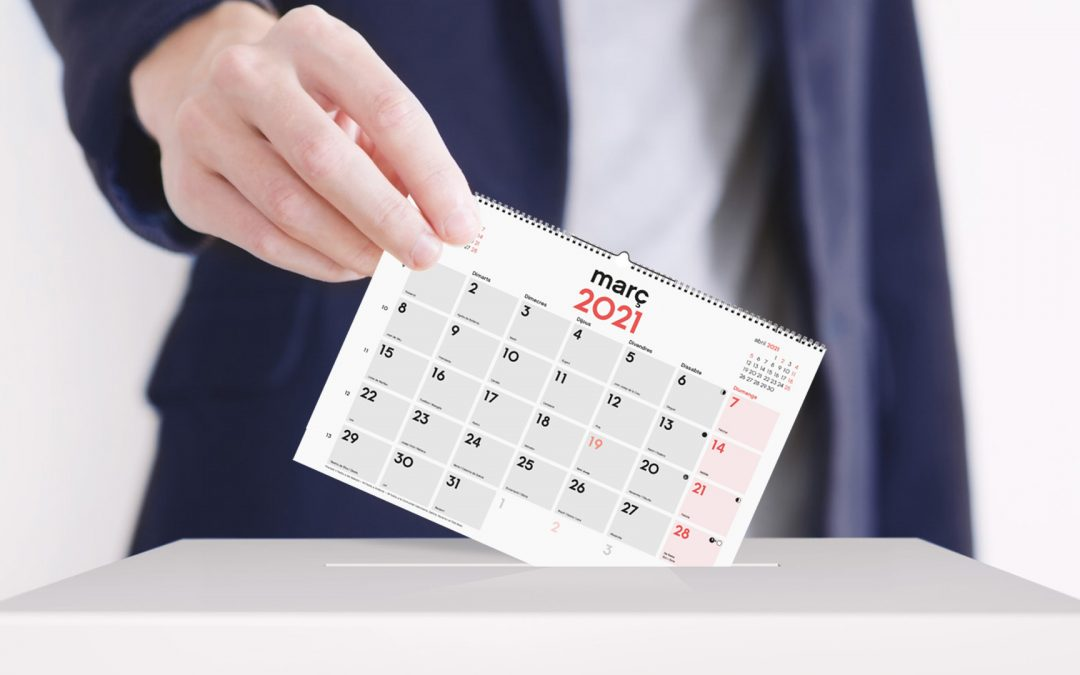 Urna calendari