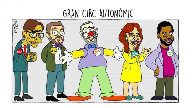 Vinyeta Gran Circ Autonomic