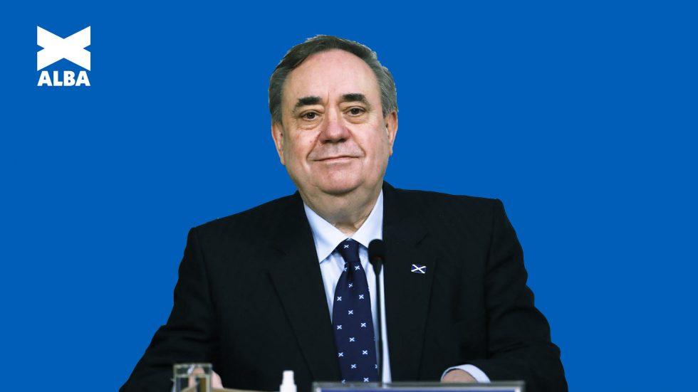 Alex Salmond ALBA
