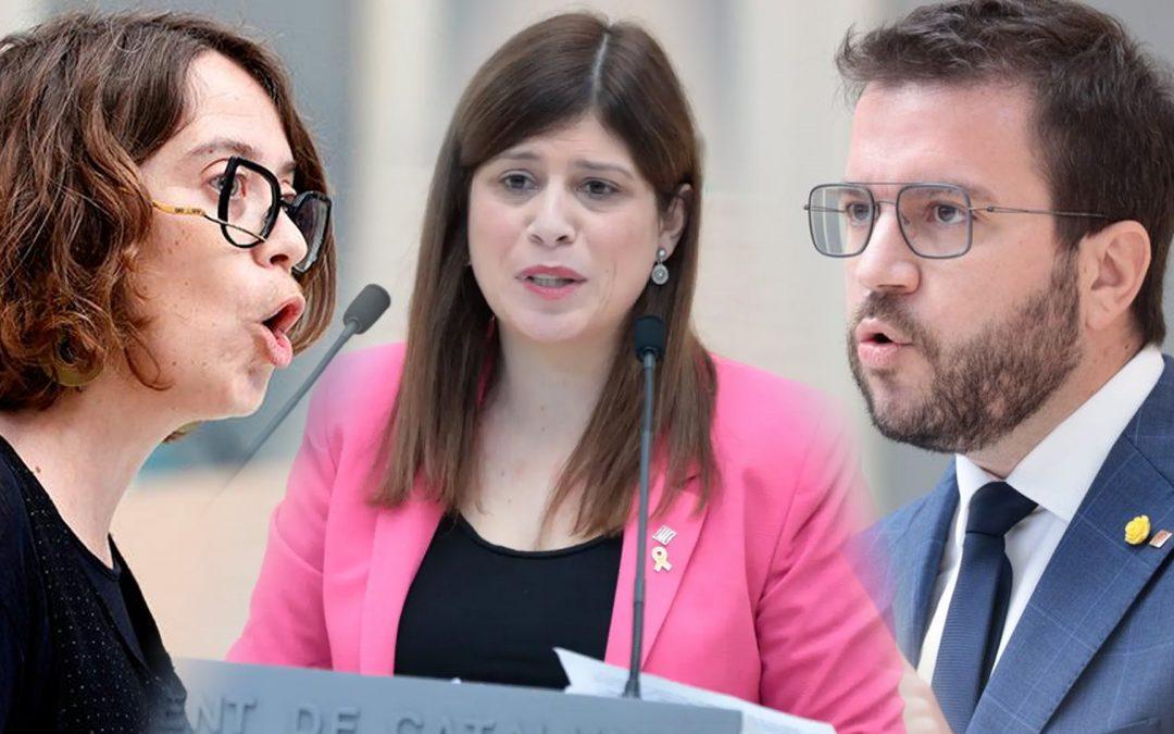 ERC, Junts x Cat i CUP tornen a impedir la independència i els catalans ho pagarem cinc vegades Espoliació, costos electorals, sous de polítics i mitjans de comunicació públics i subvencionats seguiran empobrint el poble