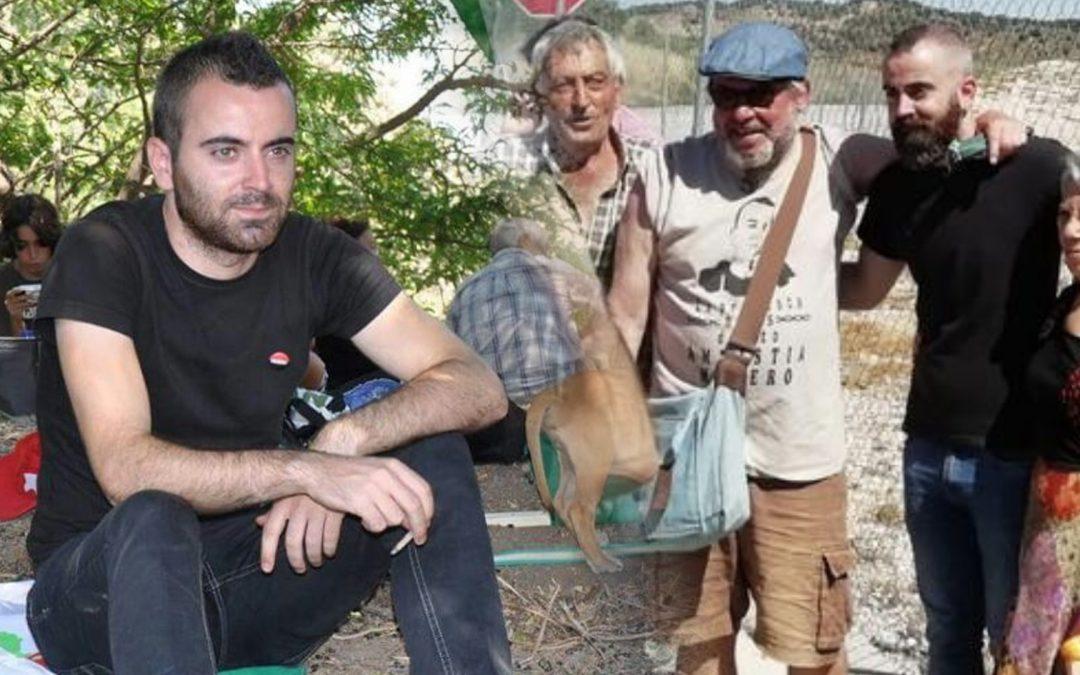 El pres polític andalús Fran Molero obté el tercer grau Aquest sindicalista ha passat més de 1.000 dies entre reixes per culpa d'un muntatge que també s'ha fabricat contra l'anarquista canari Ruymán Rodríguez