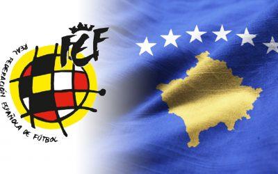 Espanya humilia Kosovo i en rep una resposta dura El país balcànic que declarà unilateralment la independència al 2008, demana ajut a la UEFA i és contrari a jugar-hi si no és amb presència dels seus símbols nacionals, bandera i himne