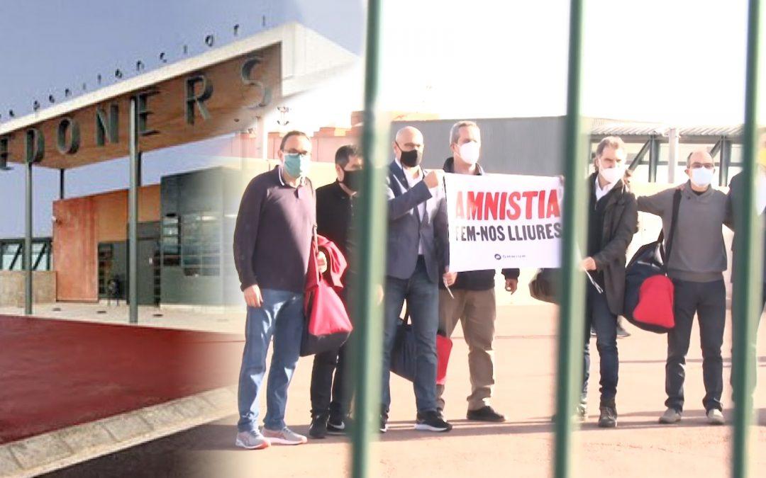 Lledoners-presos politics