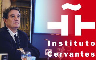 Luis Garcia Montero-Institut Cervantes