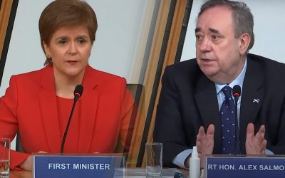 Salmond i Sturgeon