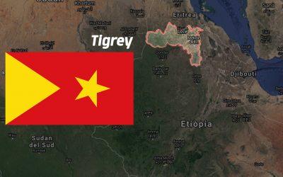 El conflicte a Tigray, al nord d'Etiòpia, amenaça d'esdevenir genocidi La secretària d'Estat dels Estats Units, país aliat d'Etiòpia, parla de neteja ètnica