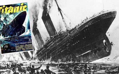"""El """"Titanic"""" nazi, un film tan tràgic com el naufragi Goebbels va encarregar una versió propagandística que es va filmar en un vaixell, que també es va enfonsar deixant més del triple de morts que el naufragi més famós de la història"""
