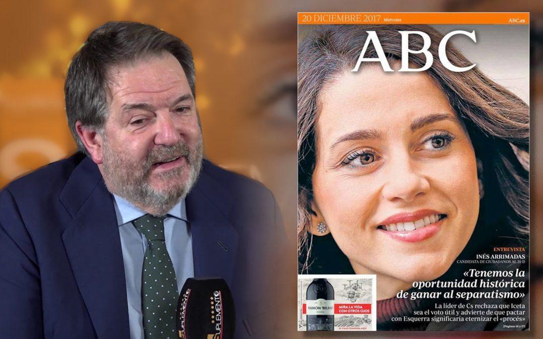 bieito rubido ABC portada ciudadans