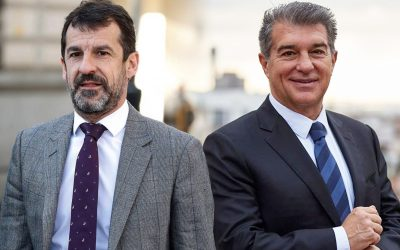 Laporta confia la seguretat del Barça a l'ex-comissari dels Mossos del 155 El nomenament de Ferran López s'afegeix al d'Antonio Escudero, amb un passat tèrbol com a empresari