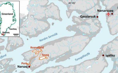 Grenlandia-projecte miner Kavefjeld