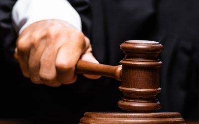 Jutge sentencia
