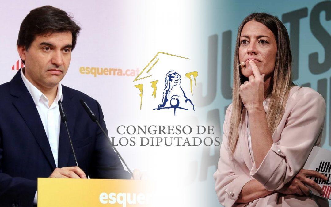 Mirian Nogueras-Sergi Sabria-Congreso