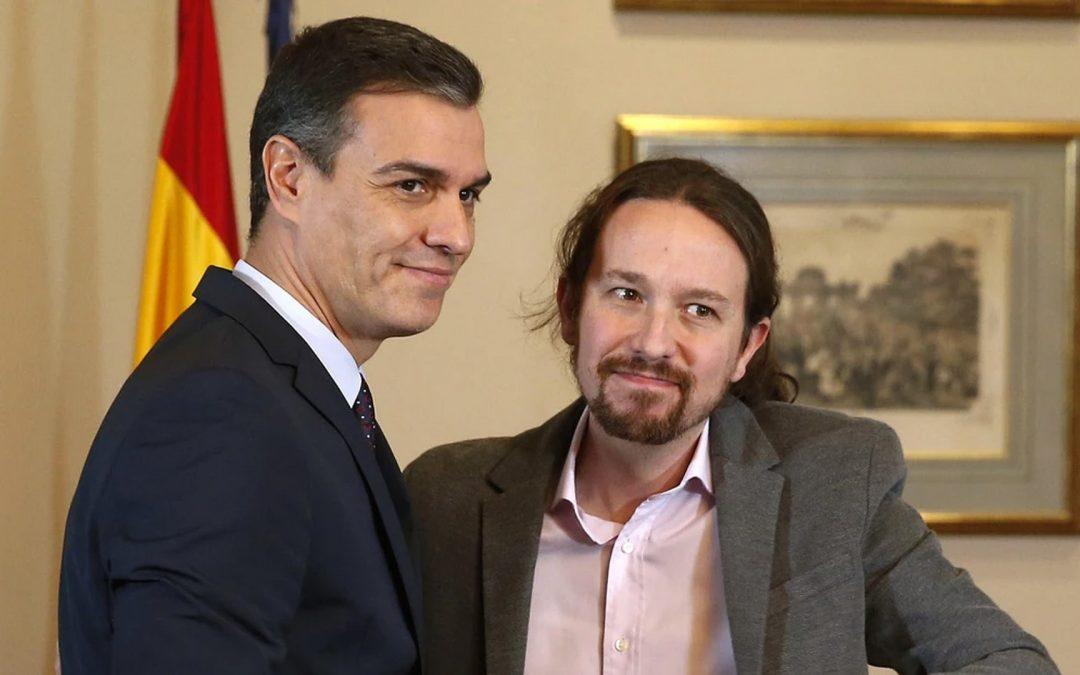Pedro Sanchez-Pablo Iglesias