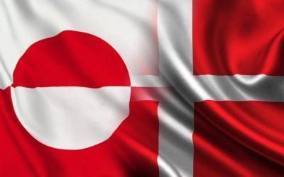 flag geenlandesa i danesa