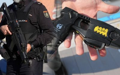 taser policial
