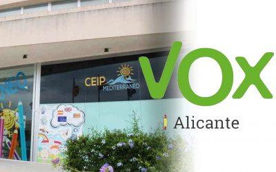 CEIP Mediterrani Alacant
