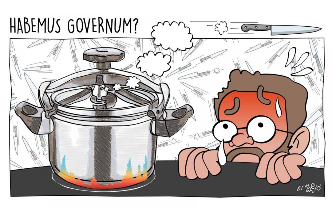Habemus Governum-Vinyeta