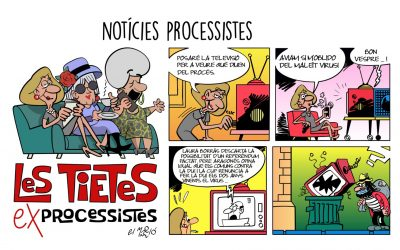 Noticies processistes Vinyeta