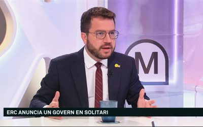 Pere Aragones-TV3