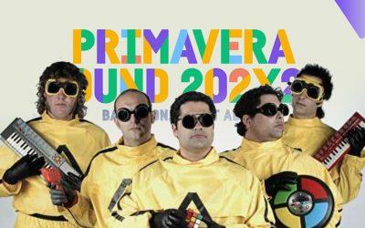 Primavera Sound 2022-Antonia Font