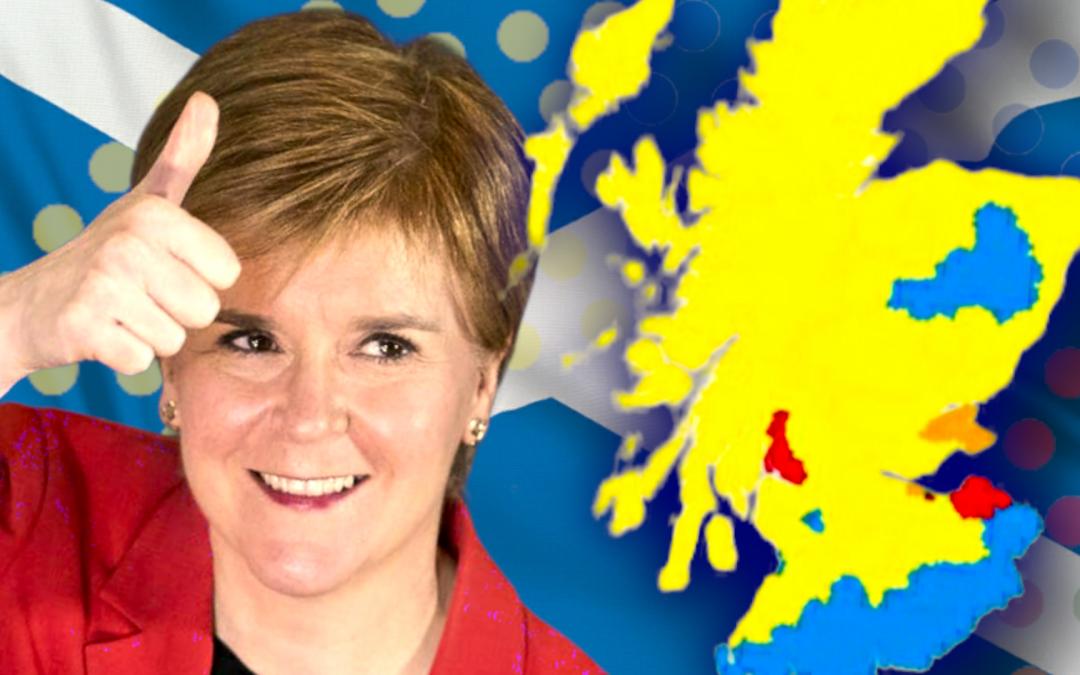 L'SNP guanya les eleccions a Escòcia i roman a un escó de la majoria absoluta No hi haurà DUI i consideren de fer un referèndum acordat, que Londres rebutja, abans d'acabar el 2023