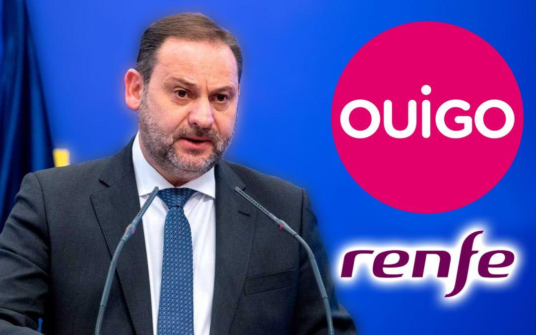 ministre Abalos-Renfe-Ouigo