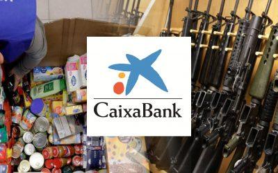 Caixabank aliments i armes