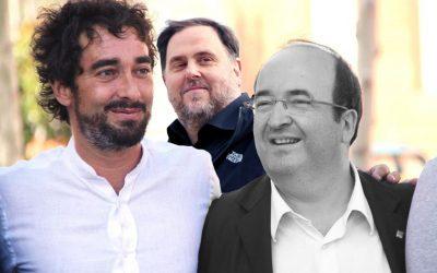 Carles Castillo és encara diputat al Parlament per ERC malgrat confessar públicament que va contra la independència Indignació a les xarxes i silenci de partits i mitjans de comunicació