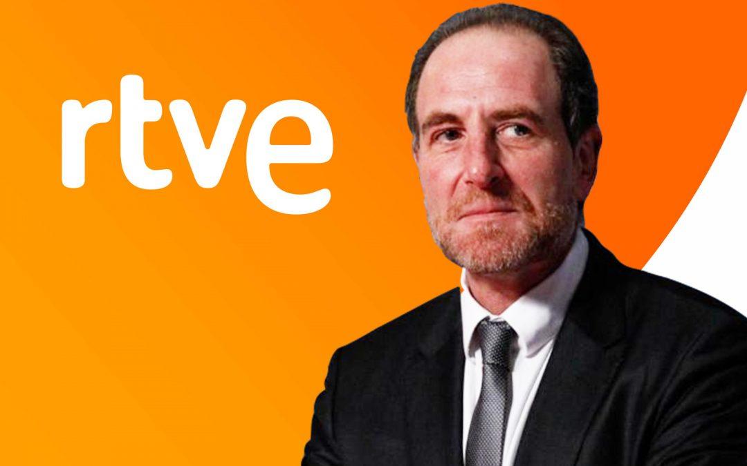 RTVE es carrega l'unionista Enric Hernàndez La davallada de les audiències condemna l'exdirector d' 'El Periódico'