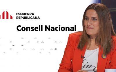 Laura Vilagra CN ERC
