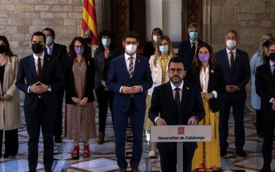 Pere Aragonès i Govern