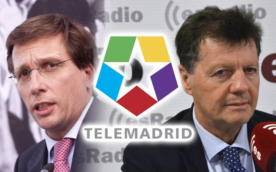 El pou de fang sense fons de la caverna mediàtica PP i Vox s'alien per carregar-se Telemadrid i posar-hi un votant del PP esquitxat per la caixa B; RTVE fa fora Jesús Cintora i Telecinco, Javier Ruiz