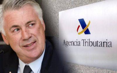 Carlo Ancelotti-Hicenda