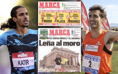 L'atleta retirat Isaac Viciosa hauria preferit que el nou posseïdor del rècord dels 3.000 metres tingués cognoms espanyols Les xarxes s'encenen amb el comentari racista contra Mohamed Katir, murcià d'origen marroquí que també és el millor en els 1.500 i 5.000