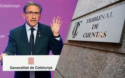 El Govern estableix un fons per a avalar les sancions del Tribunal de Cuentas als alts càrrecs processistes De Madrid assenyalen el frau de llei i la prevaricació que comporta avalar amb diners de fons públics unes sentències per dedicar diners públics a fer la independència